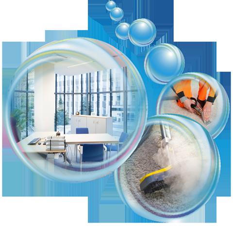 Limpieza de Alfombras: sistema inyección succión